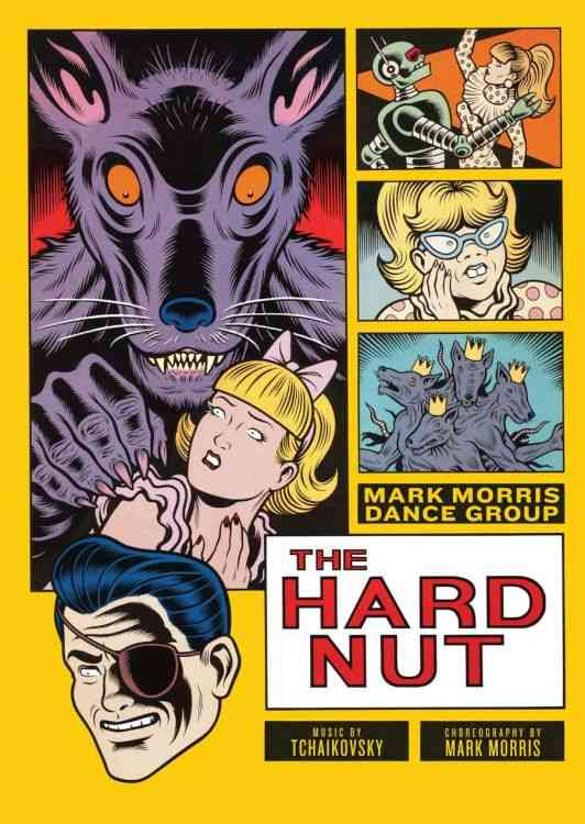 HARD NUT BY MORRIS,MARK (DVD)