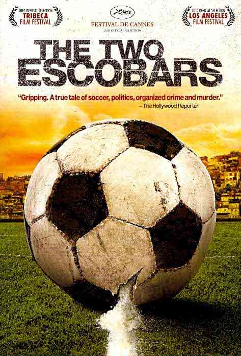 ESPN FILMS 30 FOR 30:TWO ESCOBARS BY ESCOBAR,ANDRES (DVD)