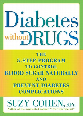 Diabetes Without Drugs By Cohen, Suzy